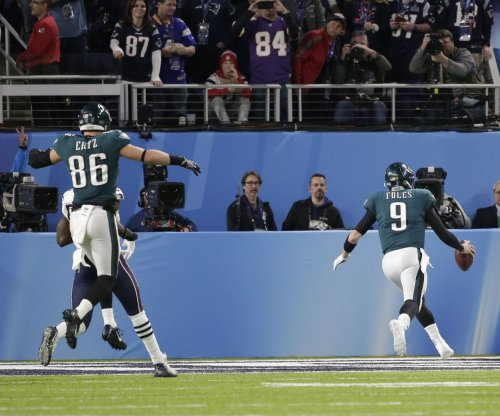 Rules expert says Philadelphia Eagles' trick play was illegal