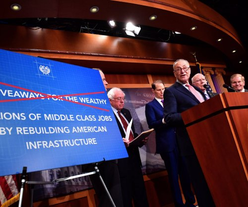 Democrats unveil $1T infrastructure plan, funded by cuts to tax overhaul