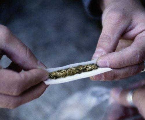 Pot replacing tobacco, booze as teen drug of choice