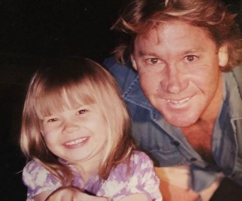 Bindi Irwin honors Steve Irwin on Father's Day: 'I miss you'