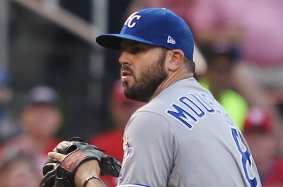 Kansas City Royals ship All-Star Mike Moustakas to Milwaukee Brewers