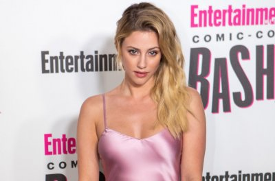 'Riverdale': Lili Reinhart defends Shannon Purser after kiss scene