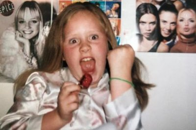 Adele celebrates Spice Girls reunion with throwback photo