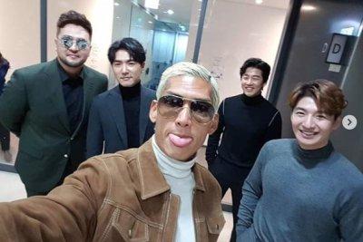 K-pop group g o d  celebrates 20th anniversary - UPI com