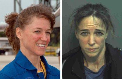 Ex-astronaut pleads guilty in assault case