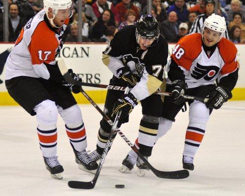 NHL: Pittsburgh 6, Philadelphia 1