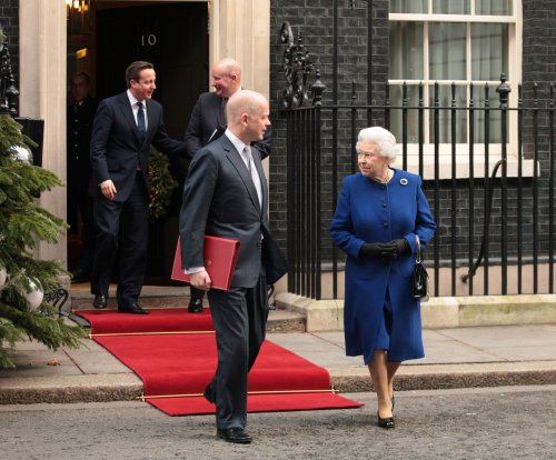 Cameron calls William Hague 'our greatest living Yorkshireman'