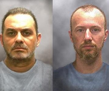 New York police shift, scale back search for escaped prisoners
