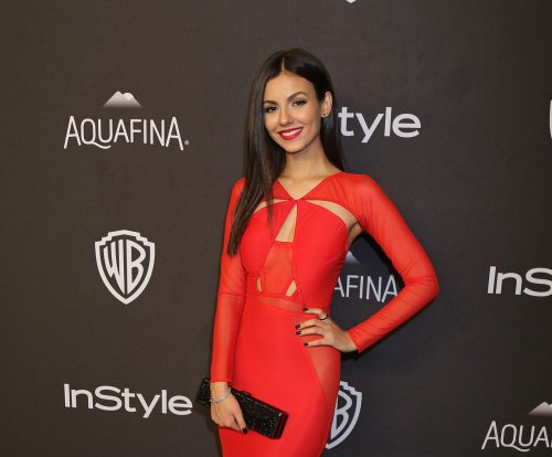 Victoria Justice shares teaser footage of 'Touch-A, Touch-A, Touch-A, Touch Me' from 'Rocky Horror' reboot