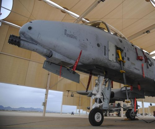 U.S. Air Force upgrades A-10C search capability