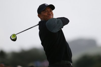 Tiger Woods shoots 76 in his first round back