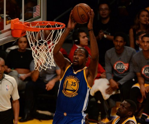 Kevin Durant, favored Golden State Warriors shrug off parity talk