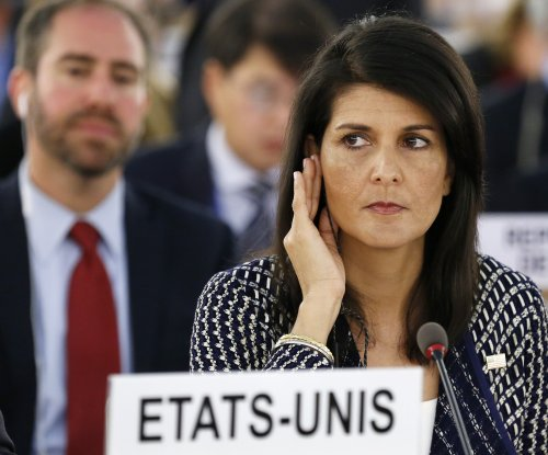 Top aides to U.N. ambassador Nikki Haley resign