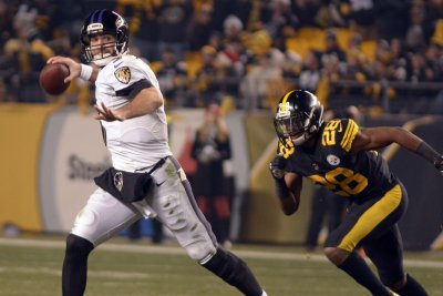 Baltimore Ravens QB Joe Flacco 'ready to go' vs. Cincinnati Bengals
