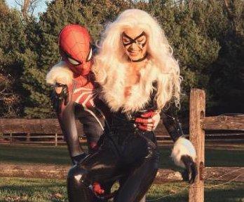 Gigi Hadid, Bindi Irwin wear couples costumes for Halloween