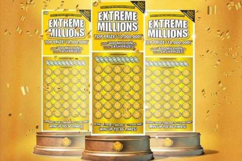 Lotto winner thought $1 million phone call was a prank