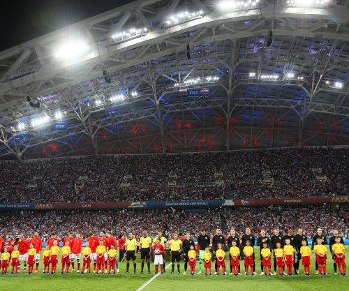 World Cup: Close to 265,000 fans attended matches in Sochi
