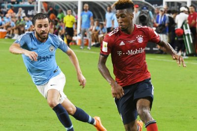 Champions Cup: Silva leads Manchester City over Bayern Munich