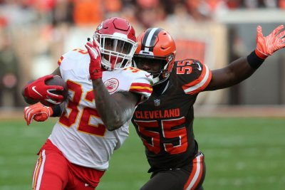 Fantasy Football: RB Spencer Ware next man up for Chiefs
