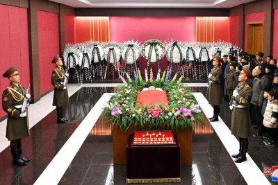 North Korea holds funeral for anti-colonial veteran Kim Chol Man