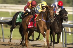 Triple crown contenders head for a showdown