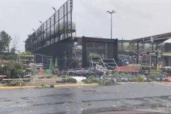 EF3 tornado ravages Philadelphia suburb amid mass casualty event
