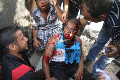 At least 30 reported dead in Egyptian political violence