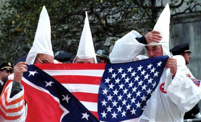 Philadelphia man outed as Ku Klux Klan 'grand dragon'