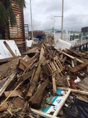 Hurricane Odile strikes Mexican resort town