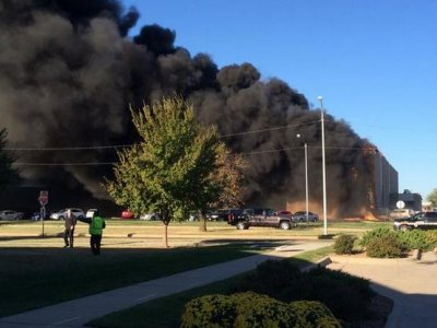 Wichita plane crash leaves one person in critical condition and at least 10 missing