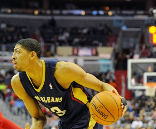 Anthony Davis, New Orleans Pelicans down Houston Rockets
