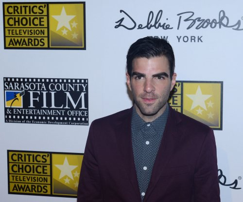 Zachary Quinto pays tribute to Leonard Nimoy on 'Conan'