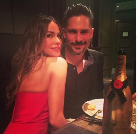 Sofia Vergara, Joe Manganiello celebrate engagement