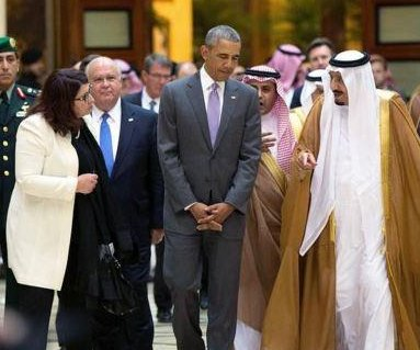 Obama promises Persian Gulf allies 'all elements of U.S. power' to guard against militant aggression