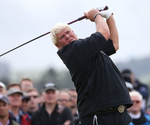 John Daly gets first Champions Tour round in the rearview mirror