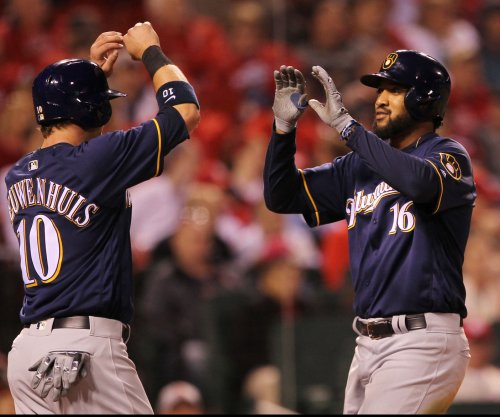 Milwaukee Brewers getting closer to full strength
