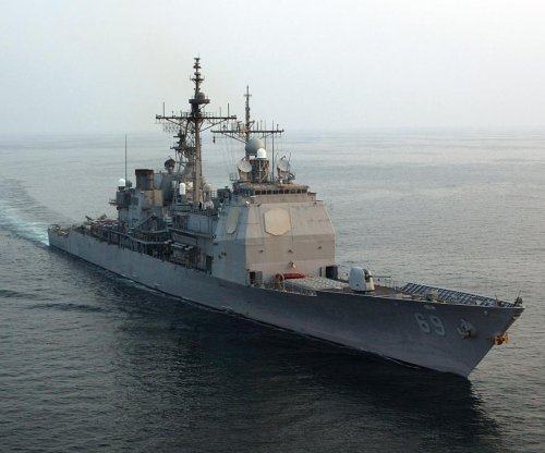BAE Systems to modernize U.S. Navy cruiser