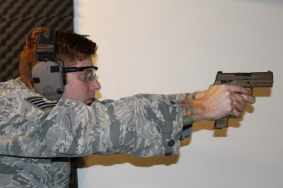 U.S. Air Force starts issuing new M18 handgun