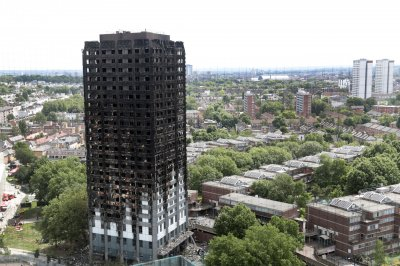 Grenfell Tower firms knew cladding would fail in fire, inquiry told