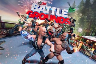 'WWE 2K Battlegrounds' receives September launch date, new trailer