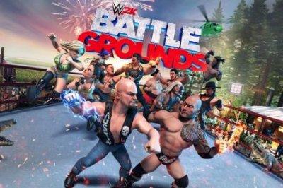 'WWE 2K Battlegrounds' receives September launch date, new trailer