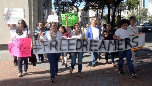 1.7M line up for deportation deferral