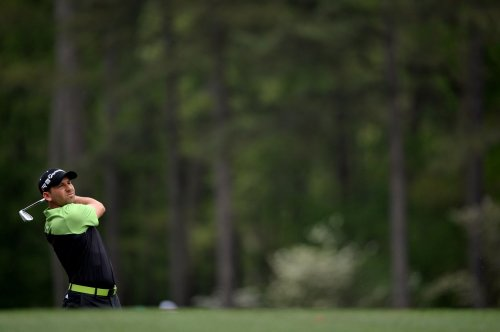 Garcia, Leishman tied for Masters lead