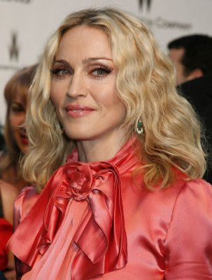 Madonna discusses high-profile adoption