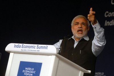 PM Modi said Indian Muslims would 'die for India'