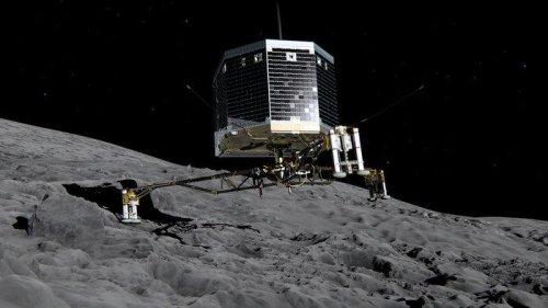 Rosetta prepares to release Philae for comet-landing mission