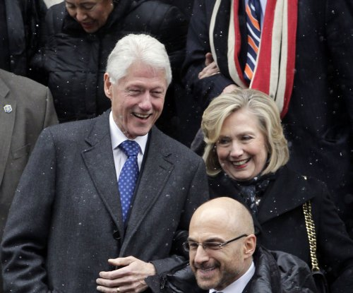 Martin Scorsese's Bill Clinton documentary put on back burner