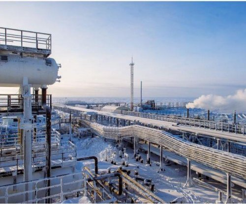 Gazprom Neft ships first winter oil from arctic