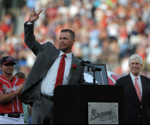 Chipper Jones returns to Atlanta Braves as special assistant
