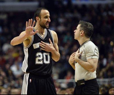 Refs acknowledge errors in Oklahoma City Thunder-San Antonio Spurs finish